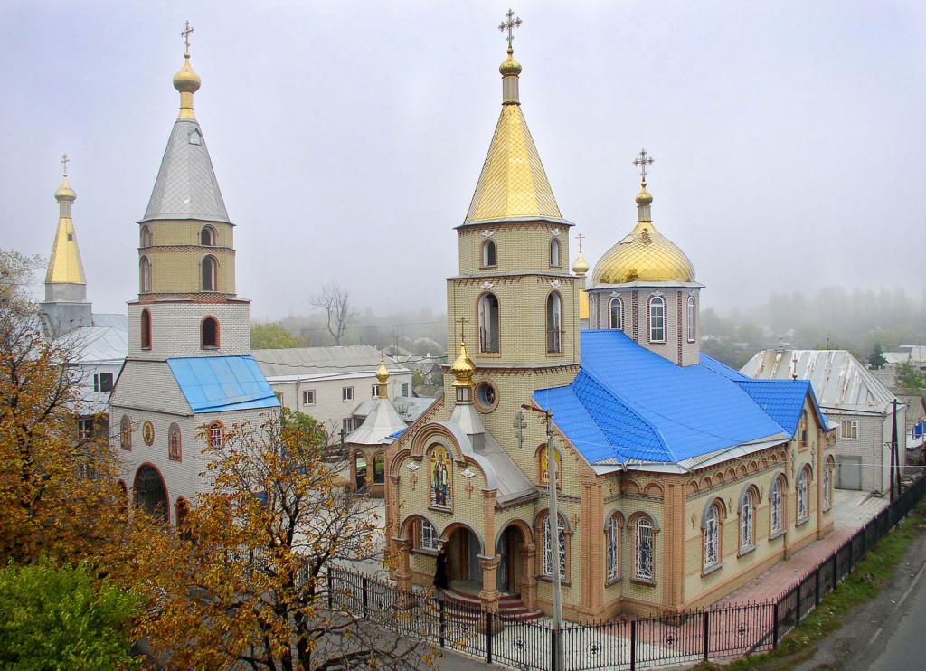 Должанский собор, кафедральный собор, Свердловск