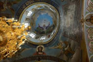 Роспись храма, должанский собор