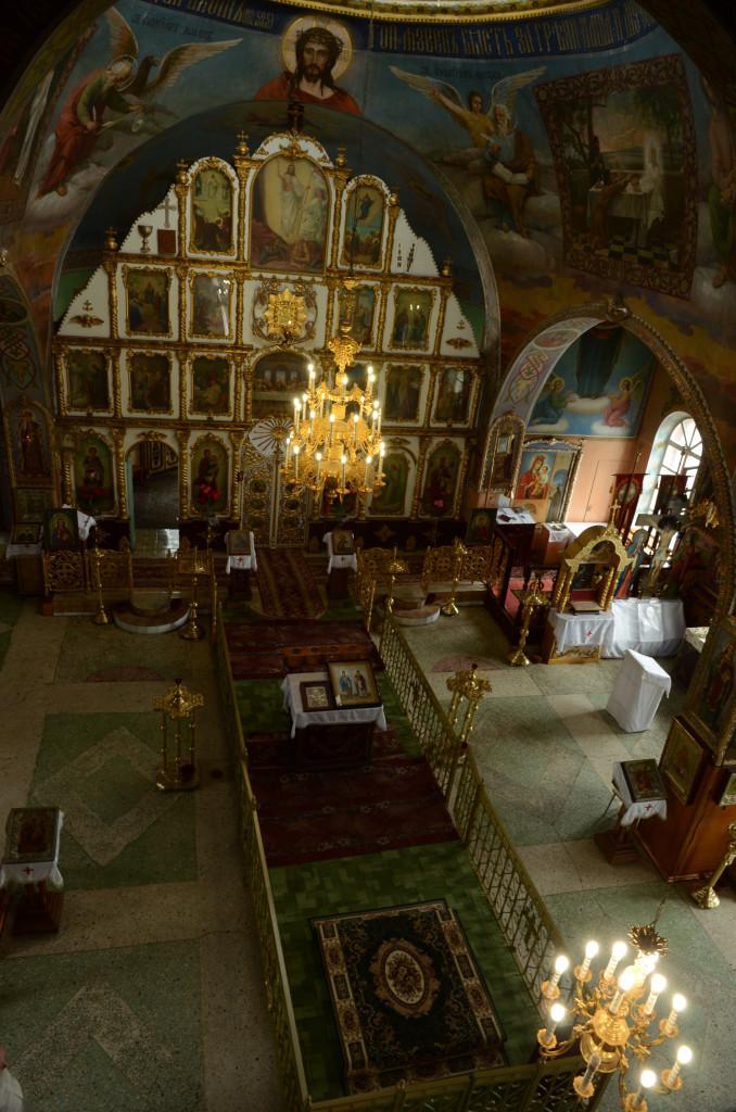 Должанский собор, внутреннее убранство